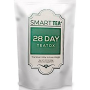 28-Day-Detox-Tea-with-Fat-Burner-Garcinia-Cambogia-Weight-Loss-Tea-Reduce-Bloating-Body-Cleanse-Chinese-Pu-erh-Tea-Weight-Loss-Teatox-0-4