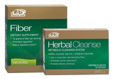 AdvoCare-Herbal-Cleanse-Fiber-UNFLAVORED-kit-Herbal-Cleanse-20-Capsules-Fiber-10-Pouches-0