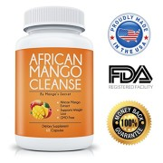 African-Mango-Cleanse-for-Quick-Weight-Loss-Purest-African-Mango-Extract-with-No-Filler-Natural-Irvingia-Gabonensis-Pure-Diet-Detox-100-Money-Back-Guarantee-60-Supplement-Pills-0-0