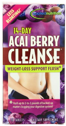 Applied-Nutrition-14-day-Acai-Berry-Cleanse-56-Count-Bottle-0