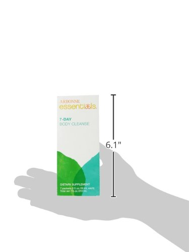 arbonne 7 day cleanse meet the product