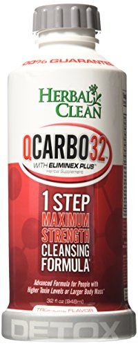 BNG-Herbal-Clean-Qcarbo32-with-Eliminex-Plus-Tropical-32-Fluid-Ounce-0