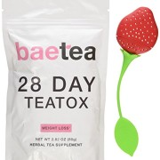 Baetea-Weight-Loss-Tea-Detox-Body-Cleanse-Reduce-Bloating-Appetite-Suppressant-28-Day-Teatox-with-Potent-Traditional-Organic-Herbs-Ultimate-Way-to-Calm-and-Cleanse-Your-Body-0-0