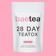 Baetea-Weight-Loss-Tea-Detox-Body-Cleanse-Reduce-Bloating-Appetite-Suppressant-28-Day-Teatox-with-Potent-Traditional-Organic-Herbs-Ultimate-Way-to-Calm-and-Cleanse-Your-Body-0-4