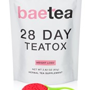 Baetea-Weight-Loss-Tea-Detox-Body-Cleanse-Reduce-Bloating-Appetite-Suppressant-28-Day-Teatox-with-Potent-Traditional-Organic-Herbs-Ultimate-Way-to-Calm-and-Cleanse-Your-Body-0-5