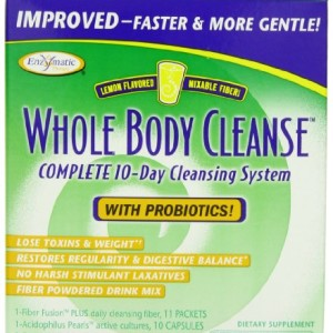Enzymatic-Therapy-Whole-Body-Cleanse-Kit-with-Probiotics-Lemon-flavored-0
