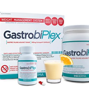 GastrobiPlex-Weight-Loss-System-Kit-Includes-Feel-Full-Now-Meal-Replacement-Shake-Clinical-Strength-Cor-Leptin-Diet-Capsules-30-Day-Supply-0