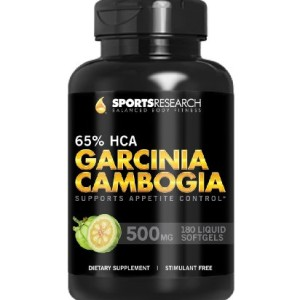 Pure-Garcinia-Cambogia-Extract-with-65-HCA-Made-In-USA-Infused-with-Coconut-Oil-for-better-Absorption-180-liquid-softgels-0