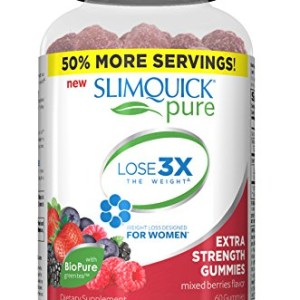 SLIMQUICK-Pure-Mixed-Berry-Gummies-Weight-Loss-Supplement-60-Count-0