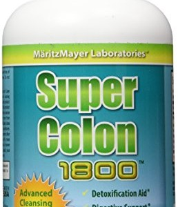 Super-Colon-1800-Max-Strength-Weight-Loss-Detox-Cleanse-All-Natural-with-Acai-Fruit-and-Fennel-Seeds1-Bottle-60-Capsules-Per-Bottle-0