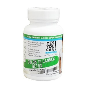 Yes-You-Can-Diet-Plan-Colon-Cleanser-Detox-30-Capsules-0