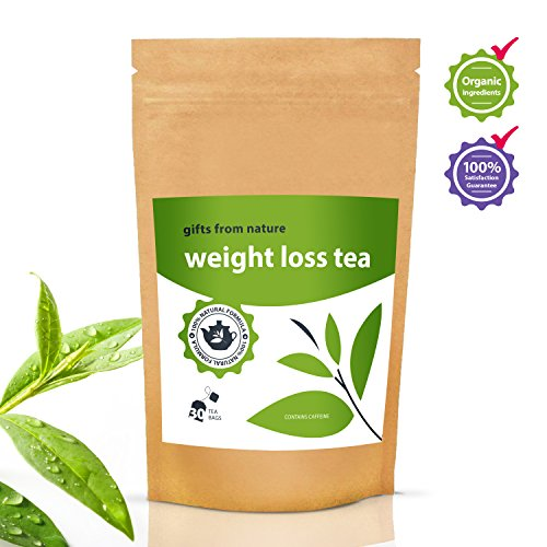 Slimming Tea From Gift Of Nature 15 Day Supply Helps You Lose Weight Detox And Feel Healthy Herbal Weight Loss Tea Appetite Suppressant Fit