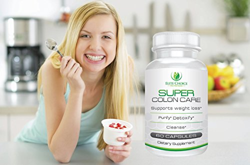 Super Colon Care High Quality Gentle Colon Cleanse Pills